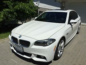 2014 BMW 535 D AWD M Package
