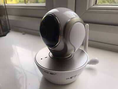 Motorola Focus 85 Connect HD Wi-Fi Remote Access Camera - Home & Baby Monitoring