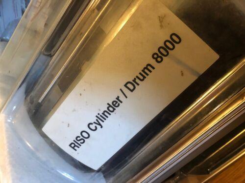 Riso V 8000 drums