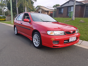 NISSAN PULSAR 98 MANUAL North Lakes Pine Rivers Area Preview
