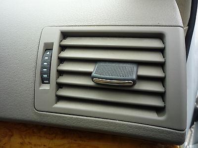 2002 2008 Audi A4 S4 Avant Quattro Passenger Side  Right  Air Vent Trim Tan