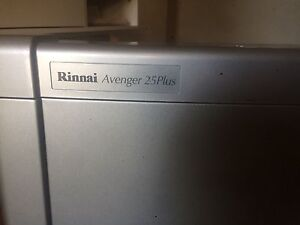 Gas heater Rinnai Avenger 25 Paid over $1500 Success Cockburn Area Preview