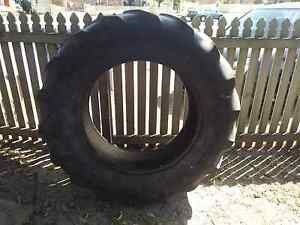 Large truck tyre Banora Point Tweed Heads Area Preview