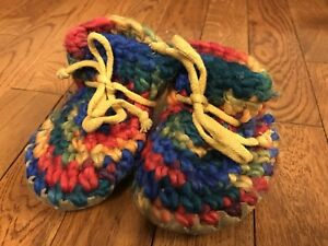 Padraig Slippers size B5 (fit about 10 months-1 1/2year old)