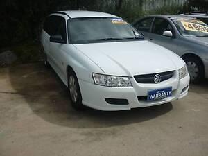 2006 Holden Commodore WAGON VZ EXECUTIVE AUTO, THIS WEEK SPECIAL Harris Park Parramatta Area Preview