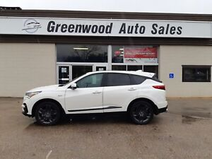 2019 Acura RDX A-Spec RED LEATHER! NAVI! BEAUTLIFUL SUV! FINA...