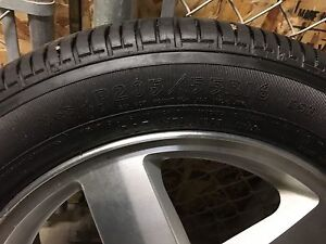 Reduced .For Sale set of All season tires $250 OBO
