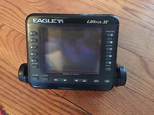 Eagle/lowrance fish finder/sonar