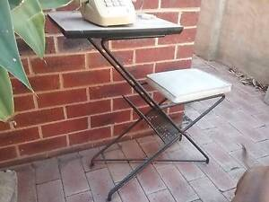 Mid century telephone stand Wembley Cambridge Area Preview