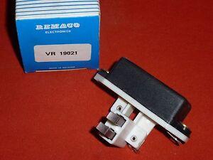 Régulateur Remaco VR 19021 Bosch 0192052015 VW BMW AUDI etc... - France - État : Neuf: Objet neuf et intact, n'ayant jamais servi, non ouvert, vendu dans son emballage d'origine (lorsqu'il y en a un). L'emballage doit tre le mme que celui de l'objet vendu en magasin, sauf si l'objet a été emballé par le fabricant d - France