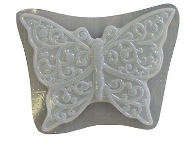 Huge Butterfly Stepping Stone Plaster or Concrete Mold  1115 Moldcreations Butterfly Stepping Stone