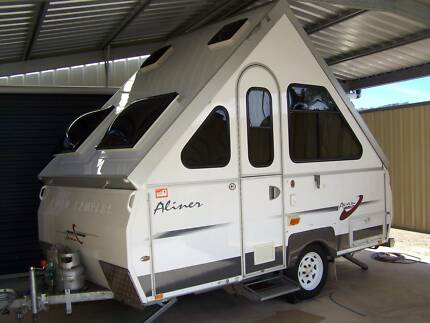 Avan Aliner Camper Pop Top Withcott Lockyer Valley Preview