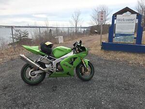 2004 Kawasaki ninja zx6r