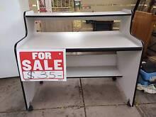 desk dove grey Frankston South Frankston Area Preview