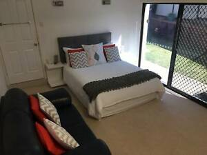 Queen room, own ensuite, furnished, quiet household - suited to female