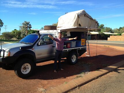 2003 Nissan Navara, Fully Kitted for Camping Adelaide CBD Adelaide City Preview