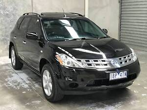 2007 Nissan Murano XT-L RWC Rego Log Book South Morang Whittlesea Area Preview