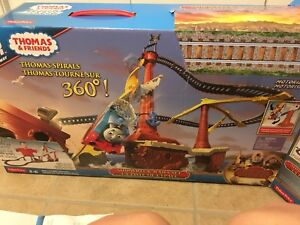Thomas the train shipwreck Rails set