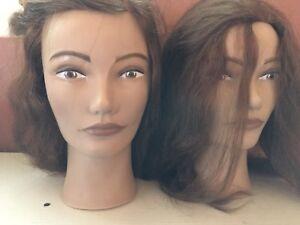 Tête pour coiffure à vendre (Marotte)
