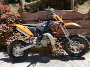 2008 ktm 50sx  Mount Evelyn Yarra Ranges Preview