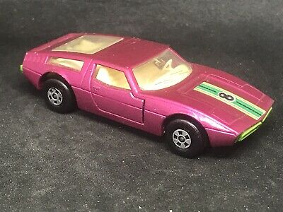 Matchbox MB32 B2 Maserati Bora