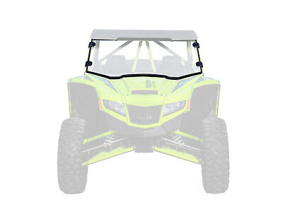 Superatv Clear Full Windshield For Textron Wildcat Xx  2018