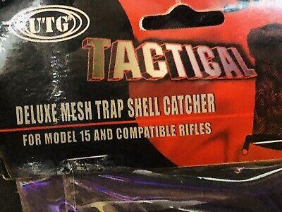 Heat Resistant Nylon Black Color USA Seller Brass Shell Catcher Zippered Bottom