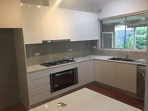 NEW KITCHEN WITH APPLIANCES. Beverley Park Kogarah Area Preview