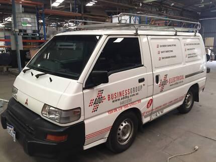 Mitsubishi express van for sale perth