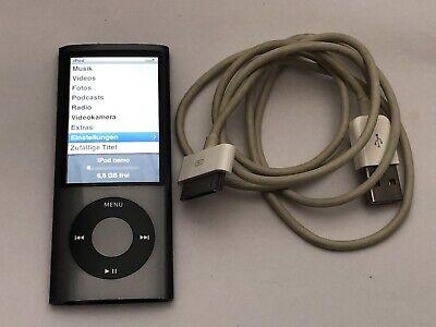 Apple iPod nano 5. Generation Silber (8 GB) gebraucht  online kaufen
