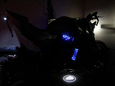 Ausgleichsbehälter Kühlflüssigkeit T-Virus schwarz/blau Streetfighter-Universal