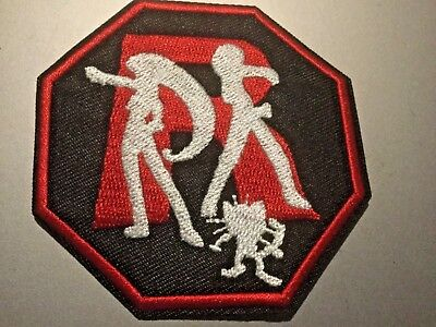"""Pokemon Team Rocket Embroidered Iron/Sew ON Patch Cloth Sew Applique 3""""X (Rocket Applique)"""