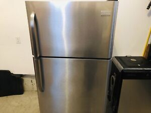 Frigidaire fridge delivery possible