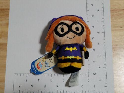 2017 Hallmark Itty Bittys DC Super Hero Girls Batgirl Plush NWT New with Tags