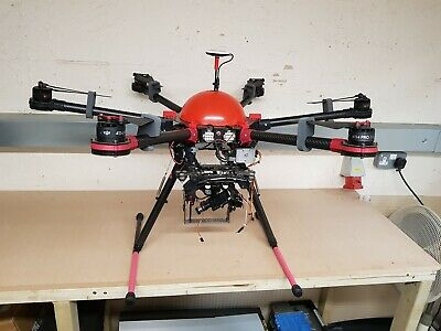 DJI S900 RC Hexacopter A2 GPS