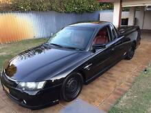 2002 Holden Ute VY SS - Manual - V8 - Red Leather Lathlain Victoria Park Area Preview