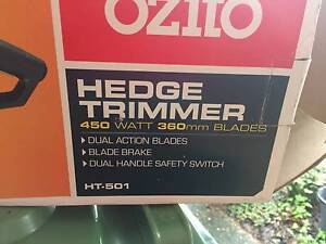 Ozito Electric Hedge Trimmer Rothwell Redcliffe Area Preview
