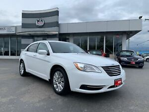 2013 Chrysler 200 LX POWER GROUP A/C U-CONNECT ONLY 47KM