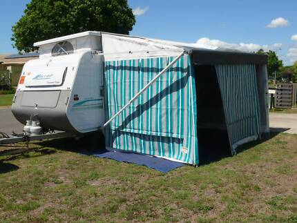 Caravan for sale Poptop