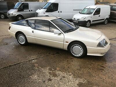 VERY RARE 1988 RENAULT GTA V6 (ALPINE )