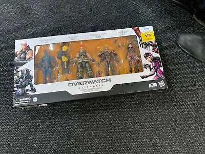 Hasbro OVERWATCH ultimates FIGURES Carbon series NEW