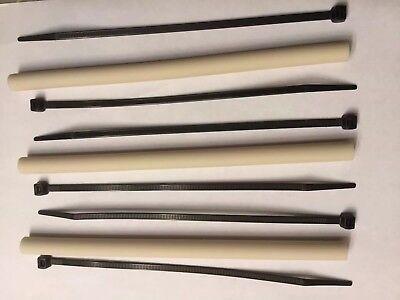 Set Of 3 Cma Ads Dishwasher Dishmachine Peristaltic Chemical Squeeze Pump Tubes