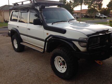 1993 Toyota LandCruiser Wagon for sale