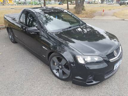2012 Commodore SS THUNDER VE II MY12 Free Warranty!!! Beckenham Gosnells Area Preview
