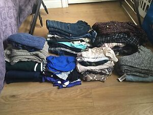 Bag of women's clothes - mix of size xs, small and medium