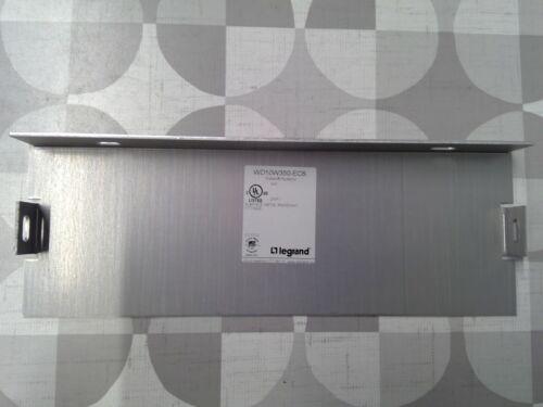 Wiremold / Legrand / Walker WD10W350-ECS End Cap **Free Shipping**