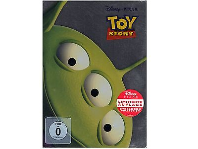 Toy Story - DVD - Steelbook Collection - neu & ovp ()