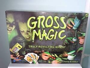 Gross Magic (8+) Aspendale Gardens Kingston Area Preview