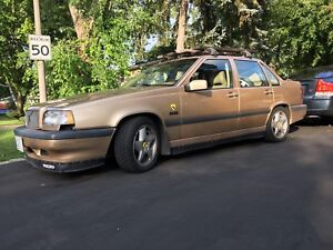 1996 volvo 850 turbo save from scrapper!