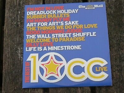 The Best of 10 CC - LIVE - 11 (The Best Of 10cc Live)